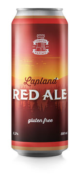 Lapland Red Ale 5,2% 0,5L